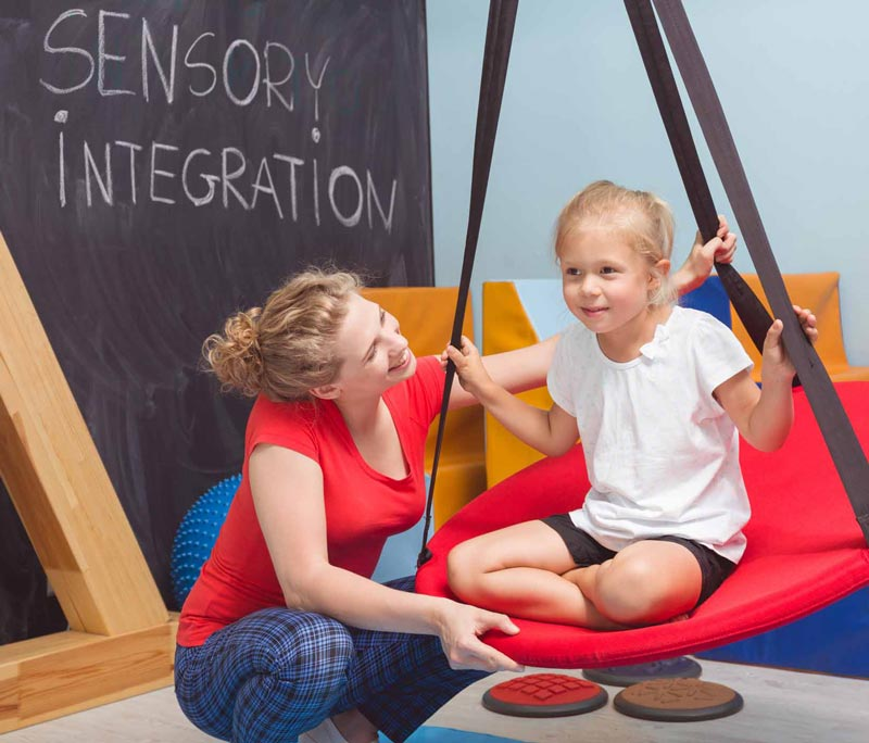 Arbor School Sensory Integration